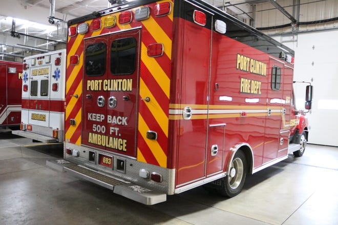 The Port Clinton Fire Department has been busy since taking over EMS calls in April 2019.