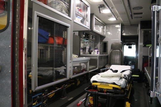 Citizens of Port Clinton are still offered full advanced life support, or ALS, around the clock, 24 hours a day, seven days a week after the transition from North Central EMS to it running as part of the Port Clinton Fire Department.