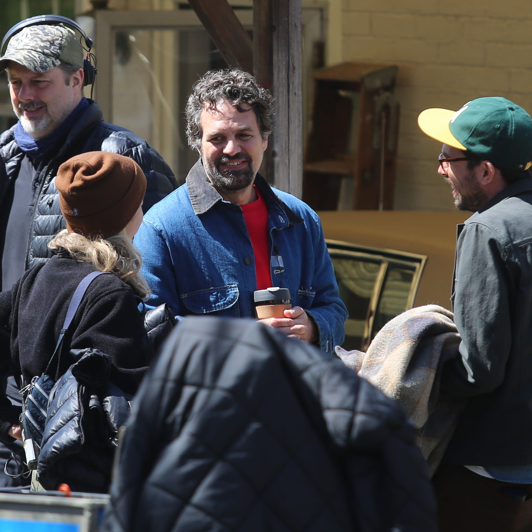 Ruffalo films in Poughkeepsie: HBO production creates buzz, impacts neighborhood