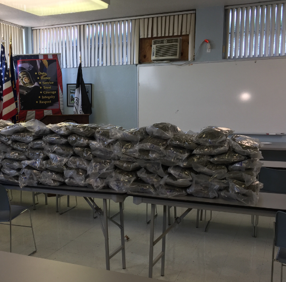 75 pounds of weed seized by state police on Pa. Turnpike