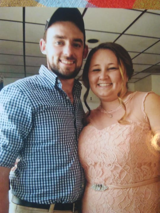 Olivia Cunningham, 24, who lived with her husband Caleb in Hellam Township, was remembered by friends and family Wednesday, the day after she was killed in Tennessee when a man opened fire at an outlet mall.