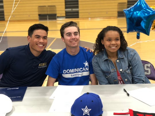 Spanish Springs has 16 athletes sign for college on Wednesday.