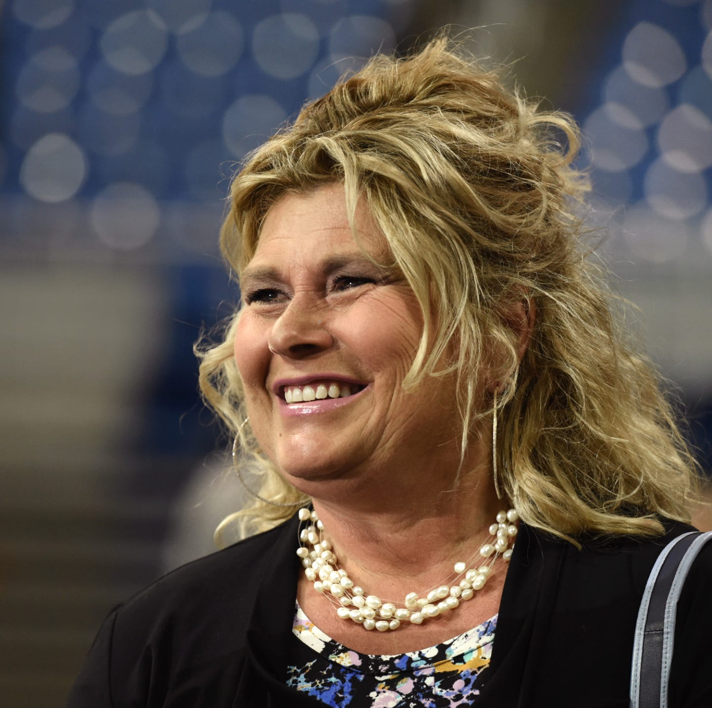 Tanya Alford, the new 'first lady' of Nevada basketball, will be the loudest one in Lawlor