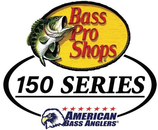 Bass Pro Shops 150 logo