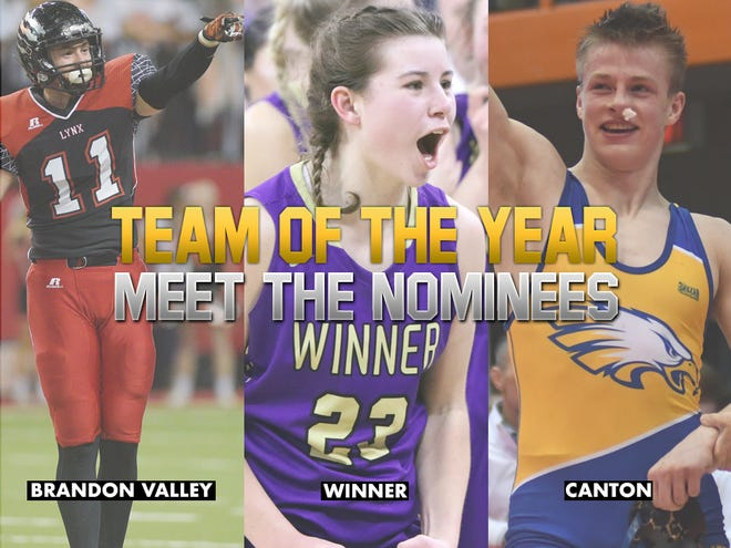 Meet the Team of the Year nominees.
