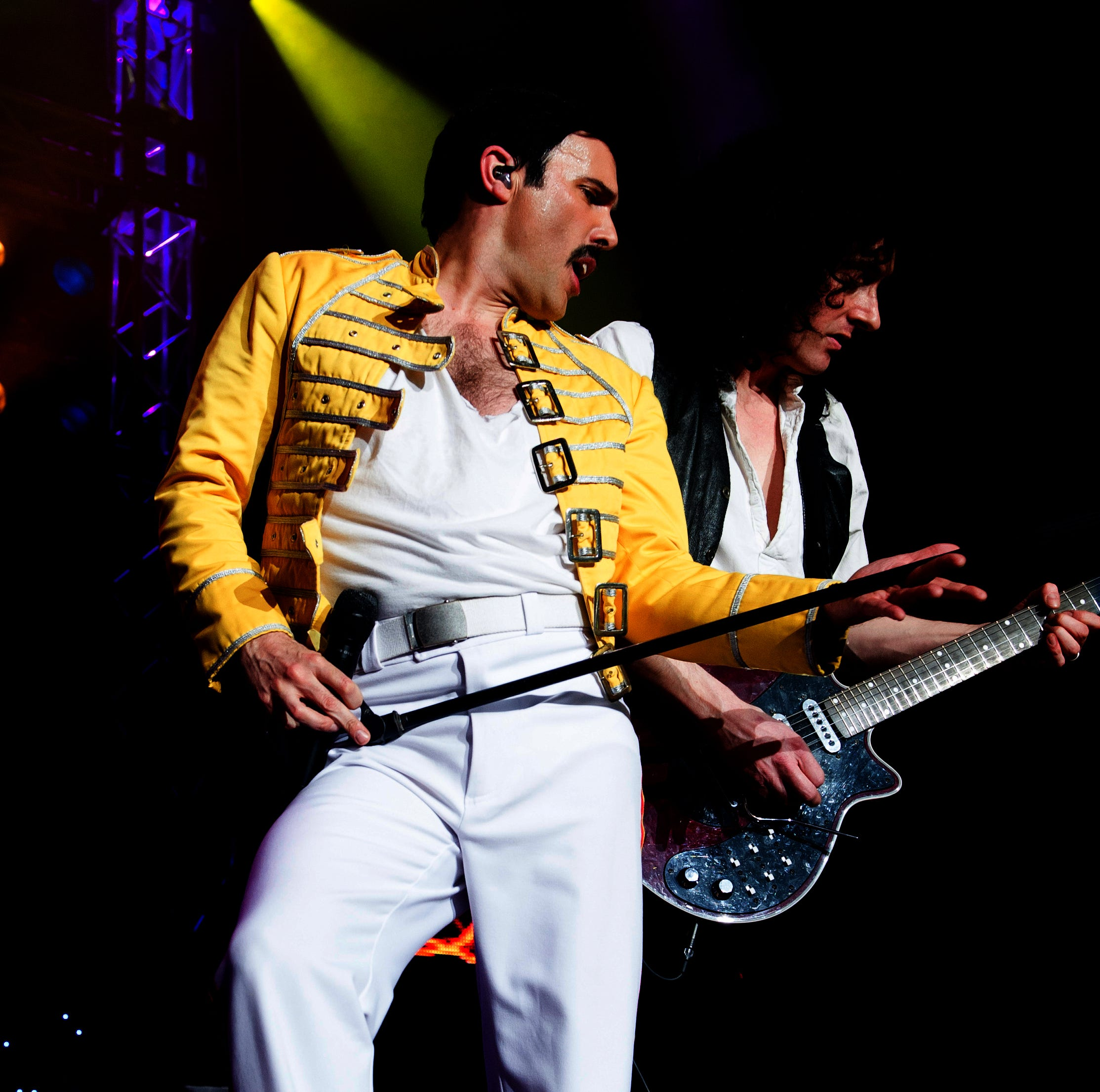 'We Will Rock You': Popular Queen tribute band playing Orpheum Theater on Wednesday
