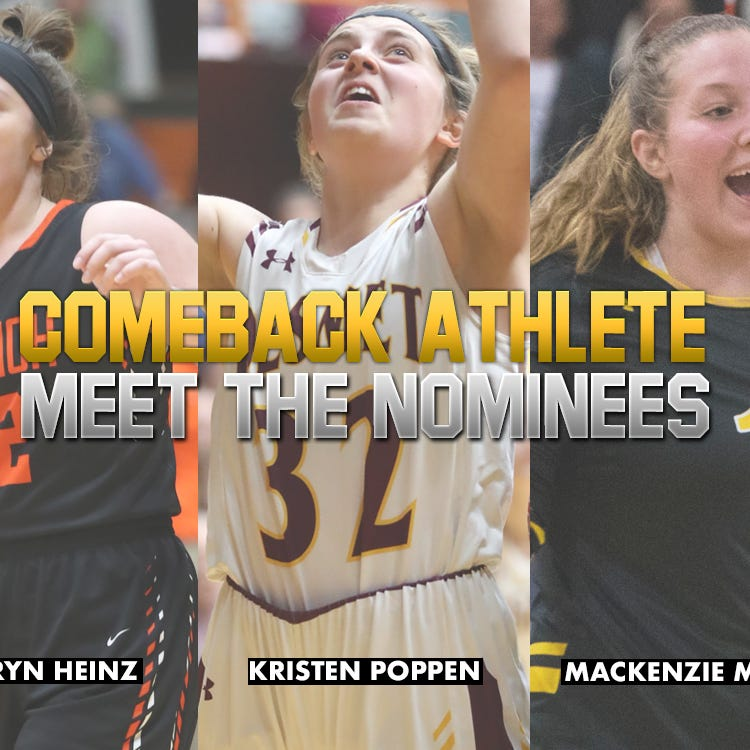#ArgusSportsAwards: Meet the 2018-19 Comeback Athlete of the Year nominees