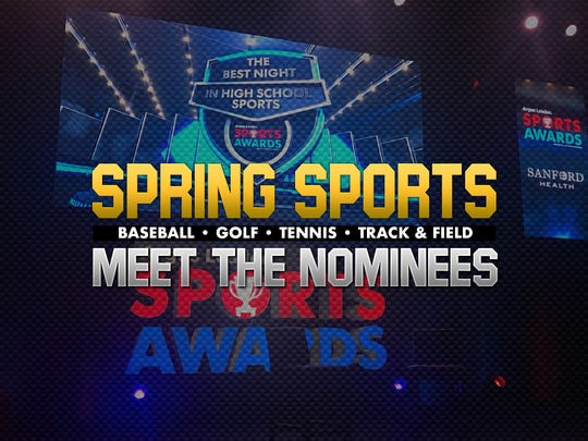 Meet the spring sports nominees.