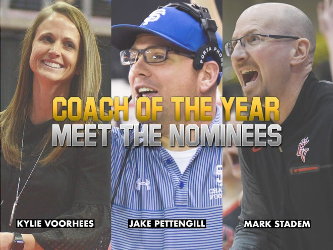 Meet the nominees for Coach of the Year
