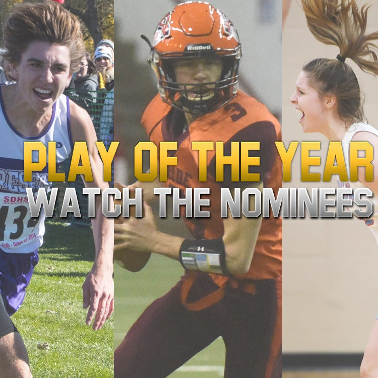 #ArgusSportsAwards: Watch the 2018-19 Play of the Year nominees