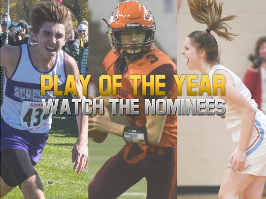 Watch the Argus Leader Play of the Year nominees.