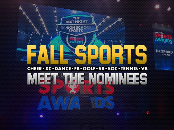 Meet the fall sports nominees.