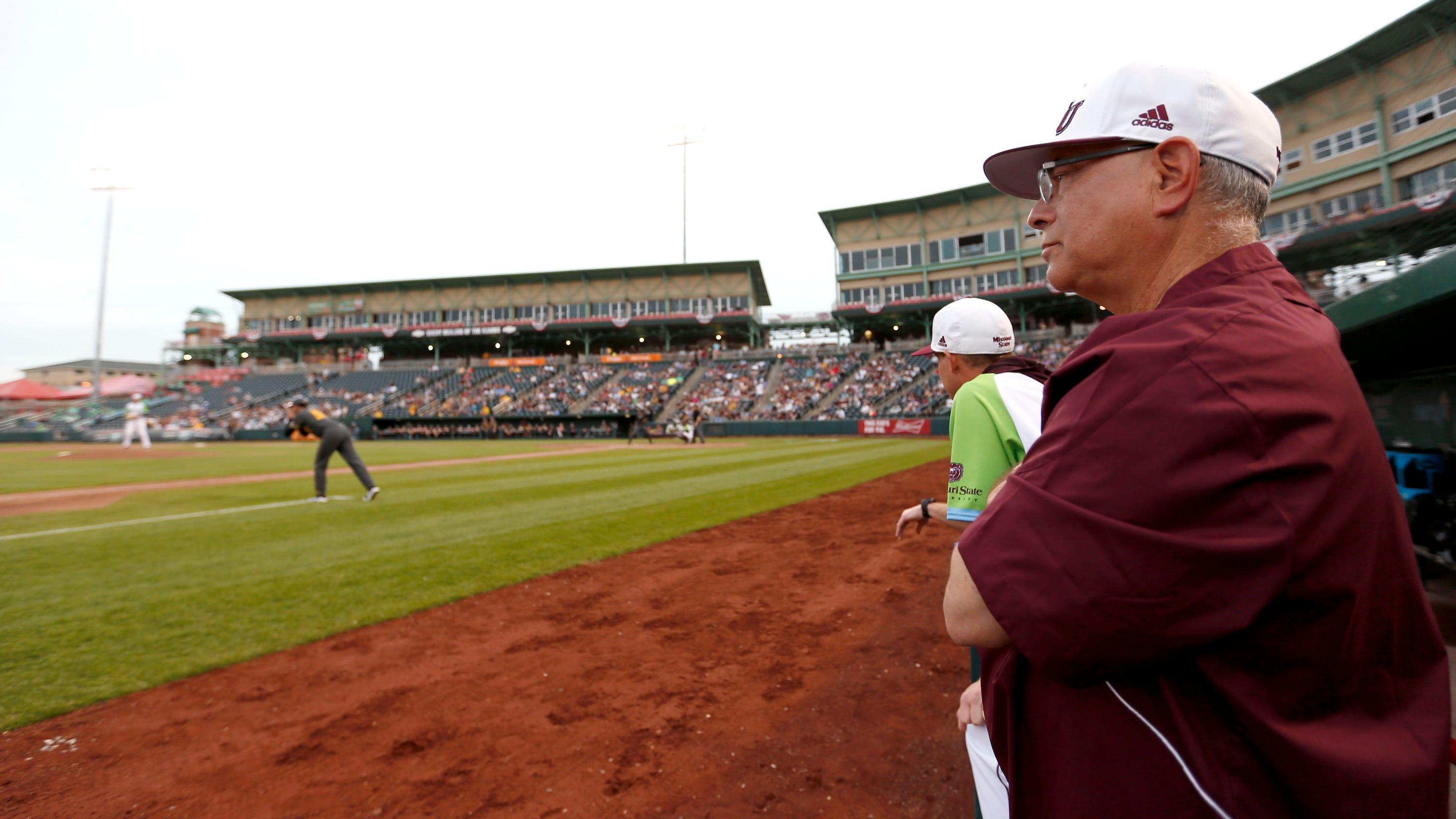 Missouri State baseball: Bears fall to Dallas Baptist in MVC Tournament