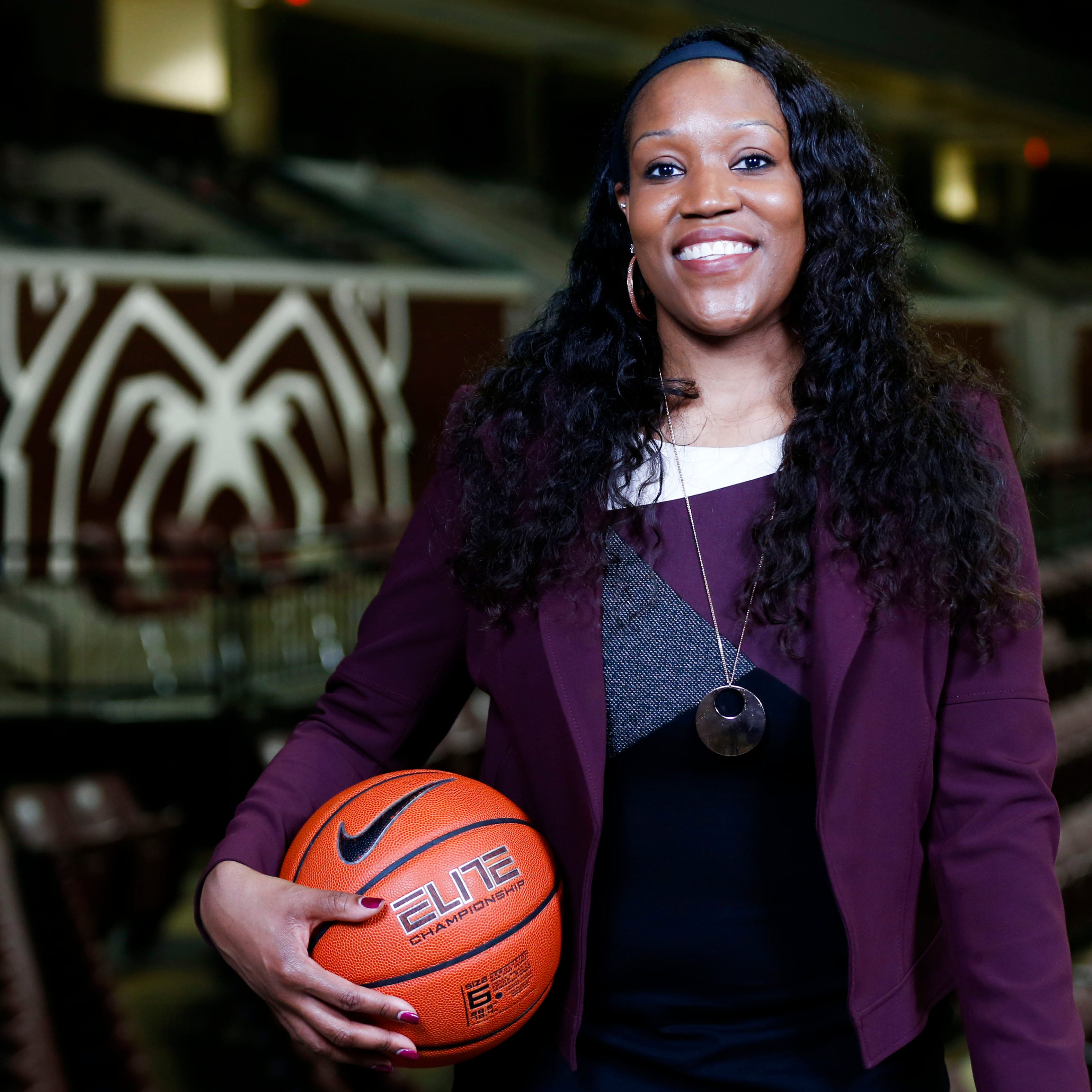 New MSU Lady Bears coach Amaka Agugua-Hamilton 'will not waver' from championship expectations