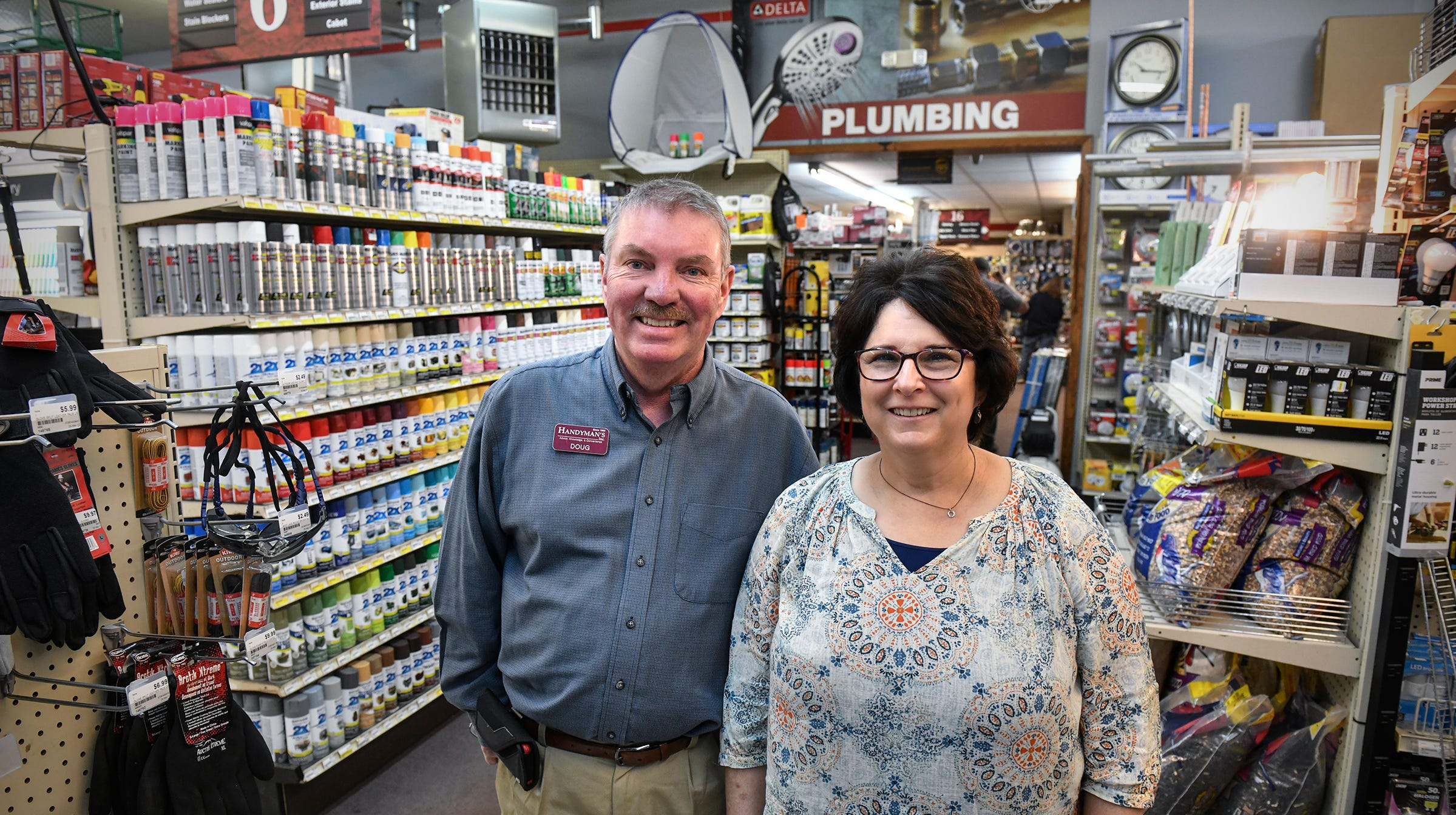 Local Business of the Year: Hard work pays off at Handyman's Hardware