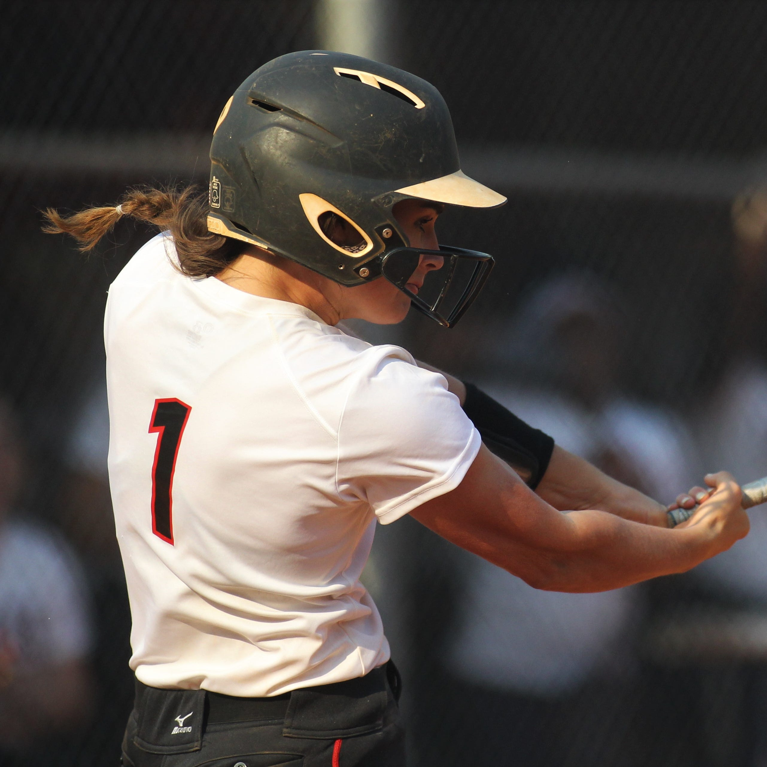 Playoff softball: Culp's 10th-inning home run sends NFC to regional finals
