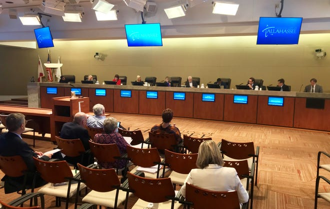 The city's Independent Ethics Board met Tuesday at City Hall.