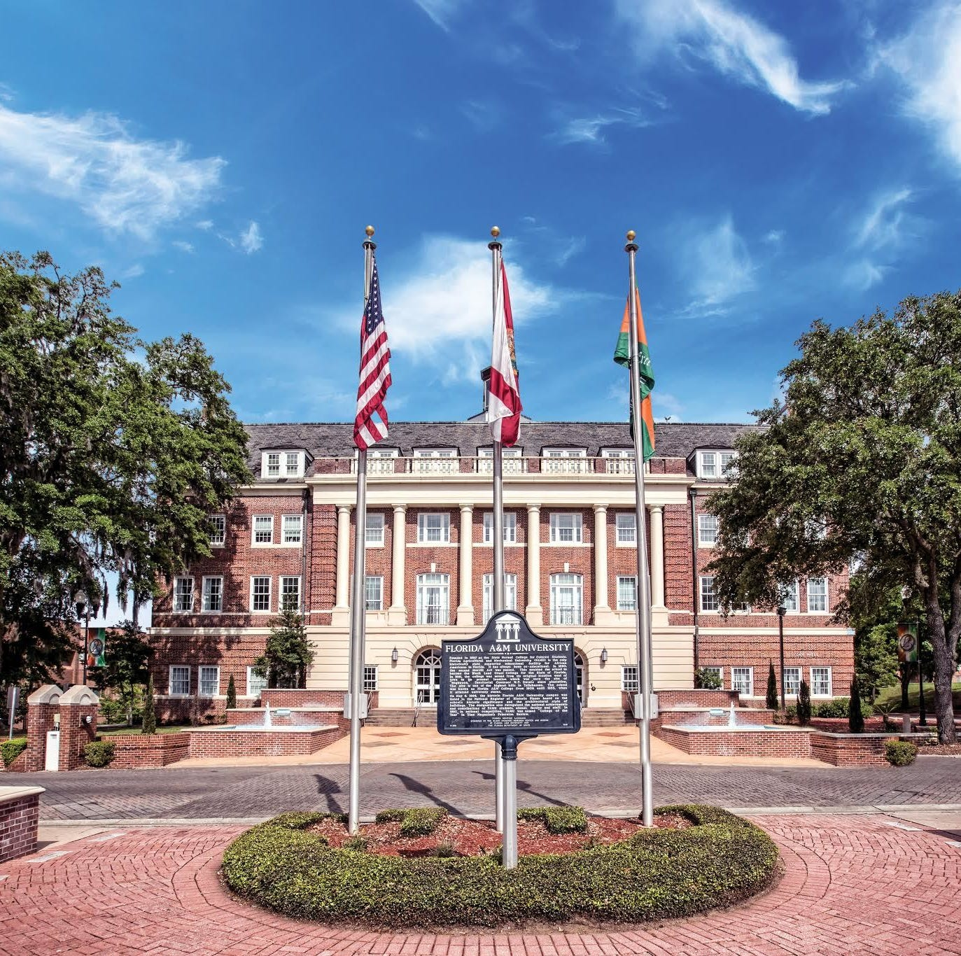Fired black maintenance director at Florida A&M sues university for racial discrimination