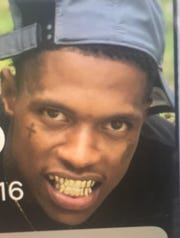 Hernando Gibson Jr. is wanted in connection with a Gadsden County manhunt Tuesday.