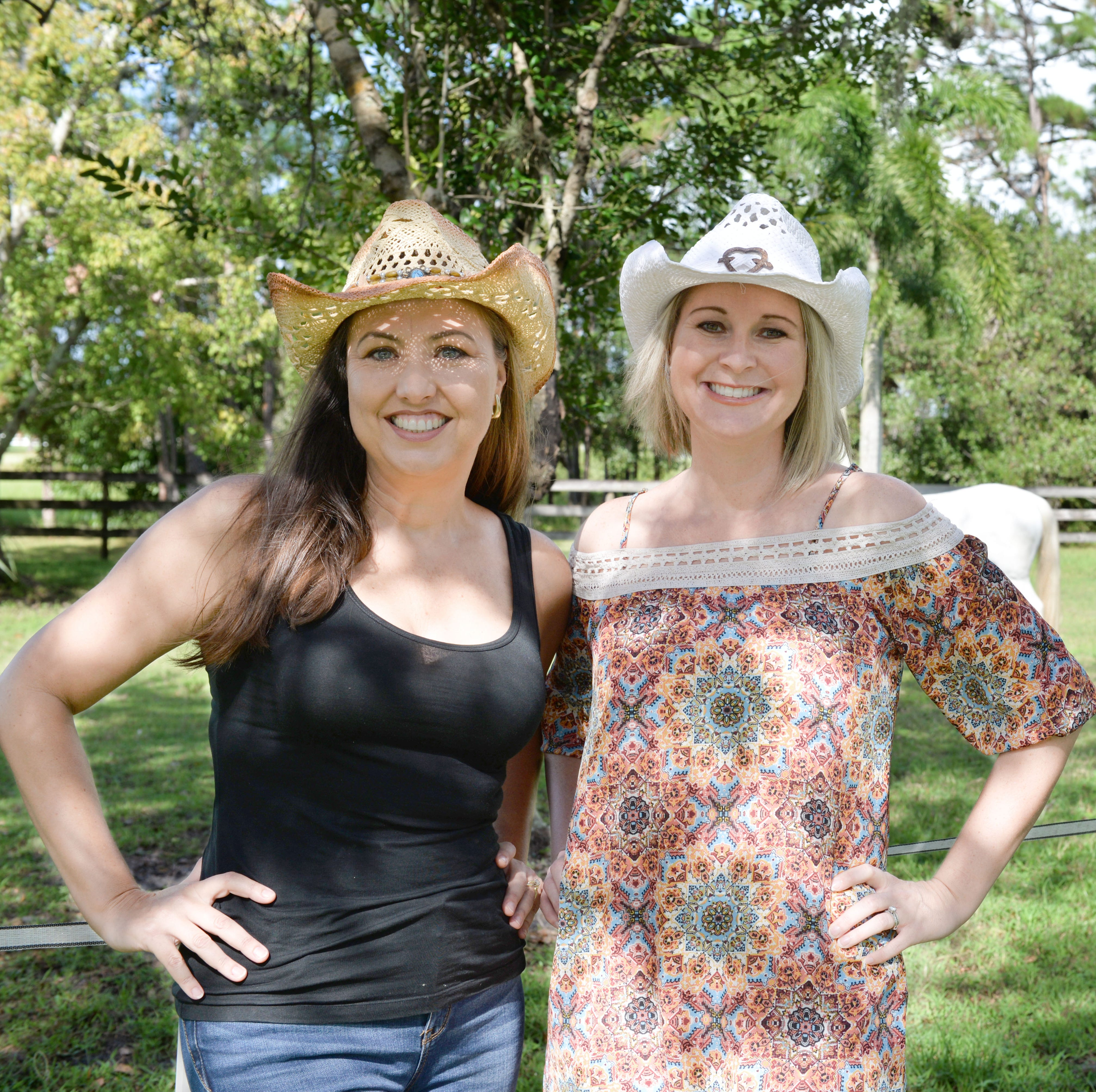 Support Hibiscus Shelter at April 27 'Gone Country' party at Martin County Fairgrounds