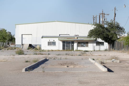 Nord Sorensen, CEO of MedCare Environmental Solutions, plans on converting an empty warehouse into a medical waste processing facility on 9119 Billy the Kid St.