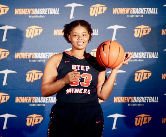 Michelle Pruitt has signed a letter of intent to transfer to UTEP from Miami Dade College.