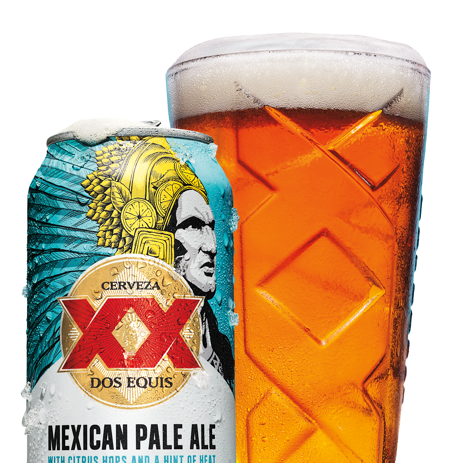 Dos Equis unveils new beer, Mexican Pale Ale, in Texas and New Mexico