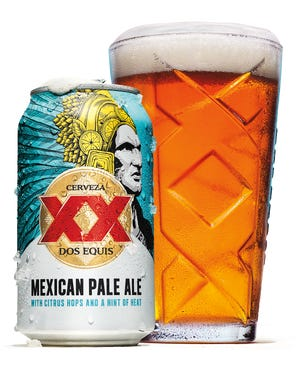 Dos Equis is introducing Mexican Pale Ale, which will only be sold in Texas and New Mexico starting this month.