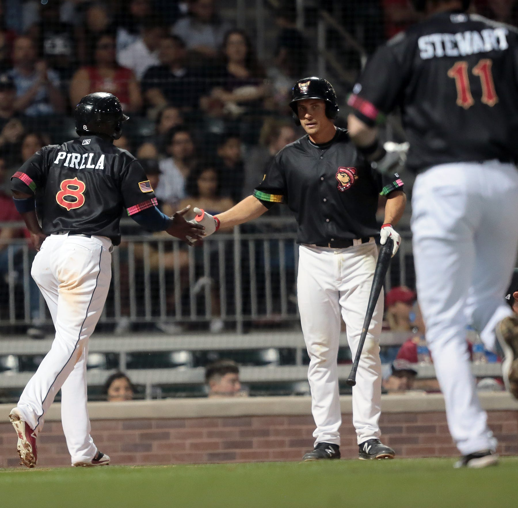 Chihuahuas return home for quick homestand vs. Reno