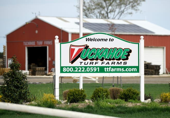 Tuckahoe Turf Farms in Hammonton, N.J., provides turf for professional, college and high school athletic fields throughout the U.S. The business also sells sod to garden centers and landscapers.