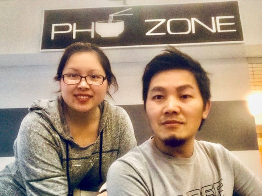 Hlee Lee and her husband Lue Lee are the co-owners of Pho Zone, coming to the Wausau Center mall this summer.