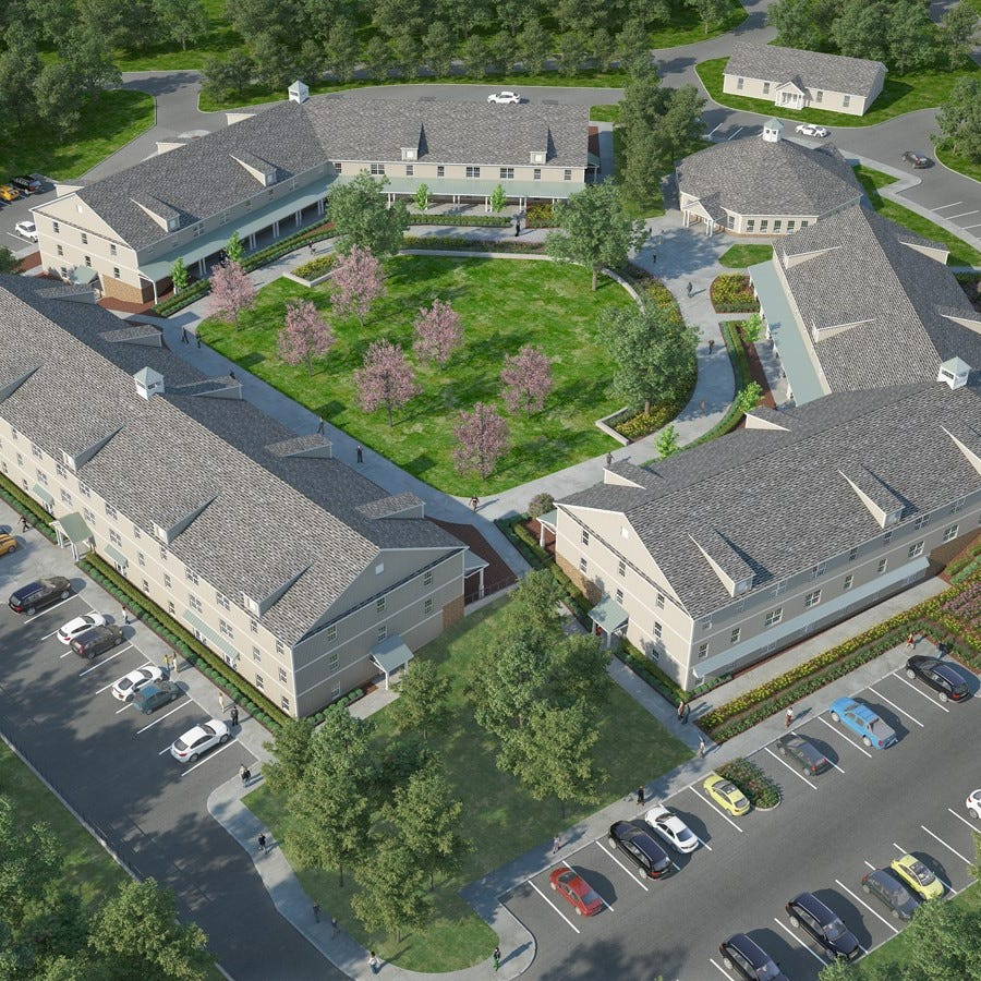 Construction on 93-unit affordable senior complex breaks ground in Nanuet