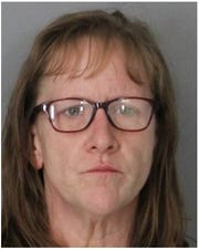 Sherri Phillips was charged with first-degree robbery, possession of a deadly weapon while committing a felony and concealing it, and resisting an arrest with force.