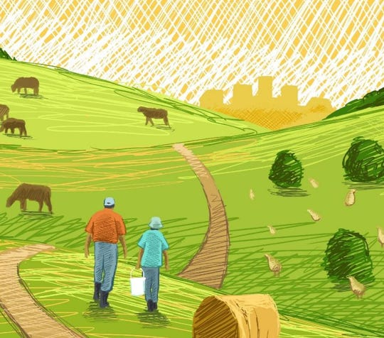 The 820-page census is the deepest dive the USDA has made into demographics, effort and output of American farms.