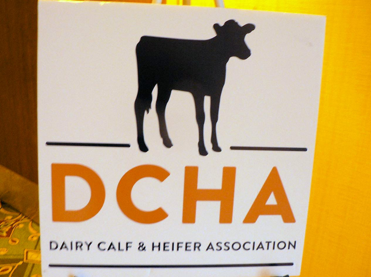 The Dairy Calf and Heifer Association annually presents the new and important.