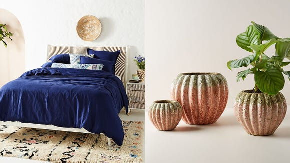 Save extra on trendy sale items at Anthropologie.