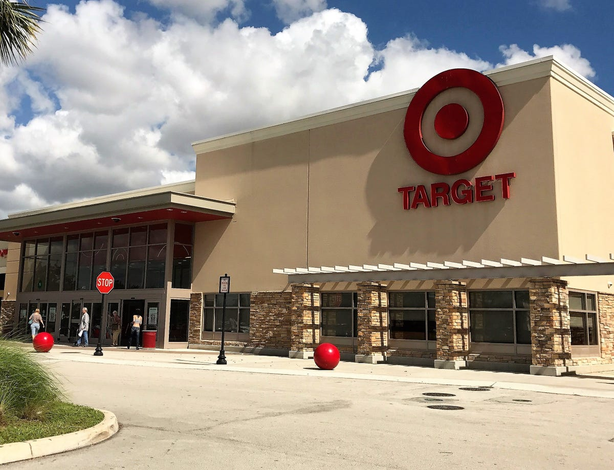 Is Target still down? Chain says registers working now after