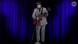 A hologram of Roy Orbison is currently on tour alongside a live concert orchestra.