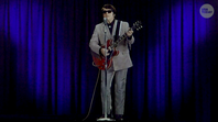 Roy Orbison is on tour (as a hologram)