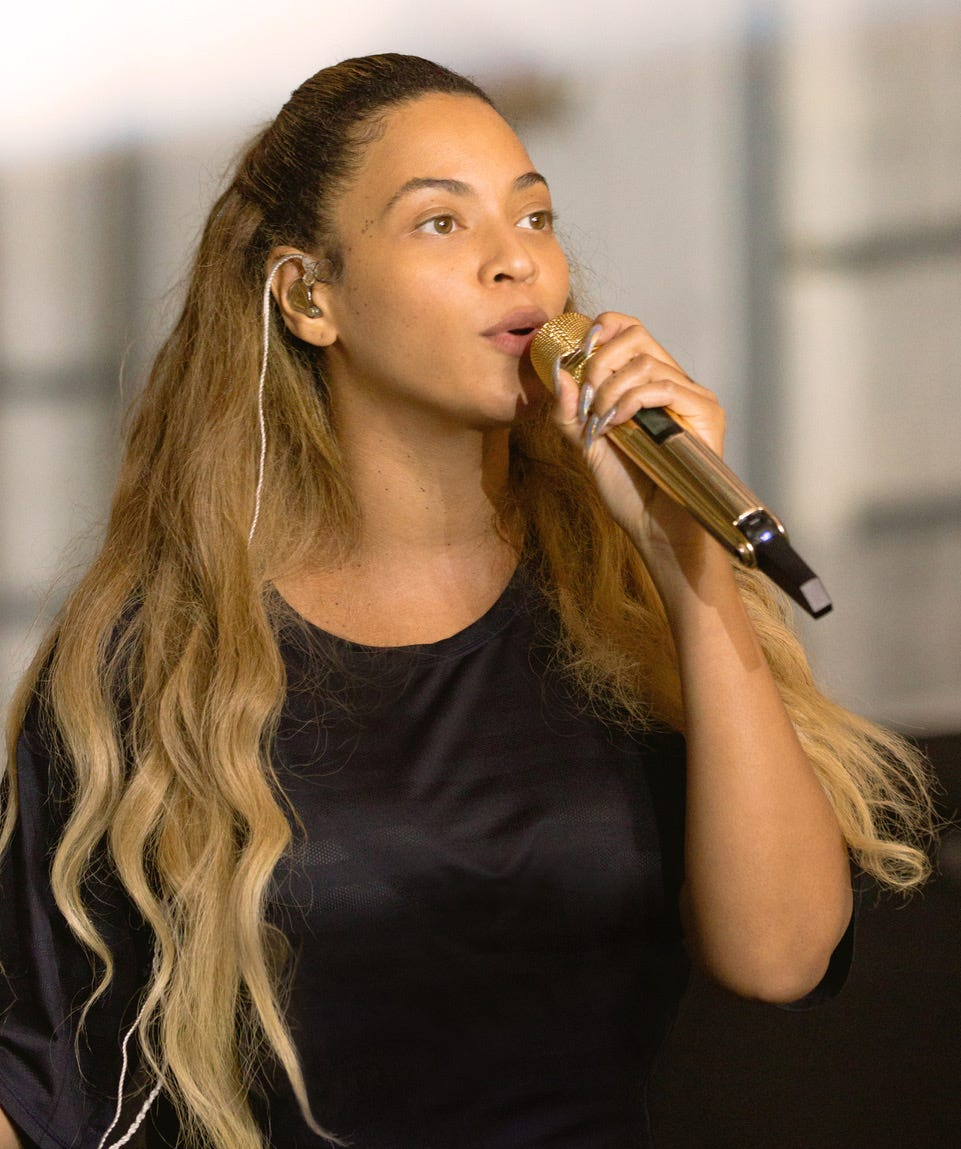 usatoday.com - Maeve McDermott, USA TODAY - Beyonce's 'Homecoming' diet has Twitter in shock: 'Somebody feed Bey'
