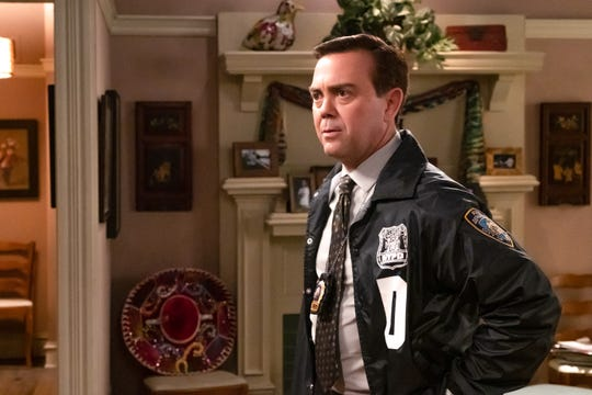 Joe Lo Truglio, who plays Charles Boyle on NBC's 'Brooklyn Nine-Nine,' directed Thursday's episode.
