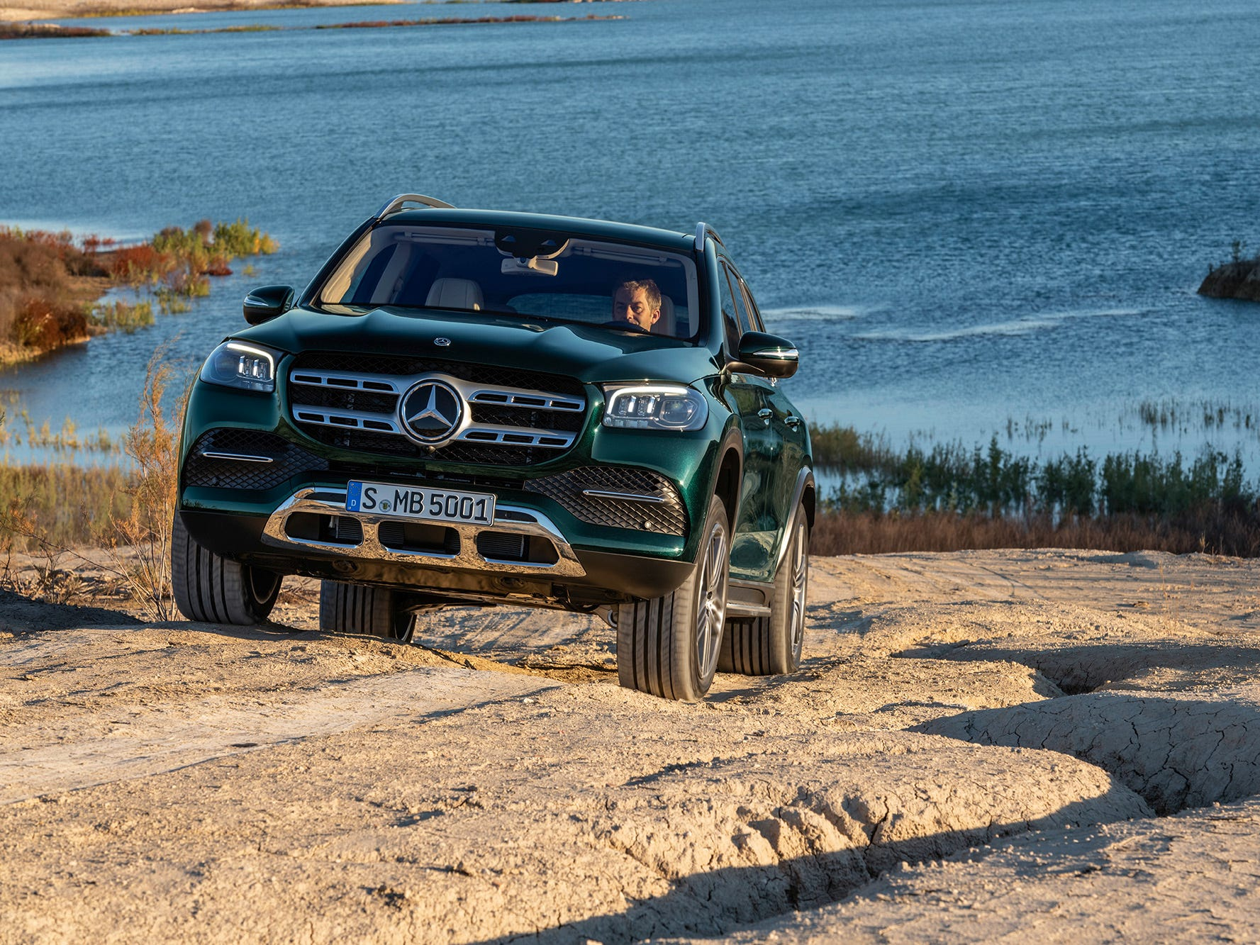 2020 Mercedes-Benz GLS. The Mercedes-Benz GLS is the largest and most luxurious SUV in the Mercedes-Benz product portfolio, and the new generation offers even more space, comfort and luxury than the highly successful previous generation.