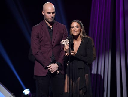 Mike Caussin and Jana Kramer talked about hiring a nanny on a podcast.