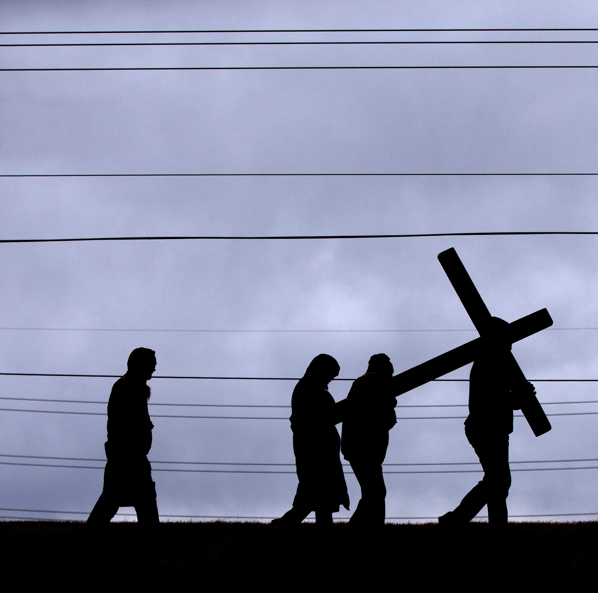 On Good Friday and beyond, remember Christians who aren't allowed to take refuge in the US