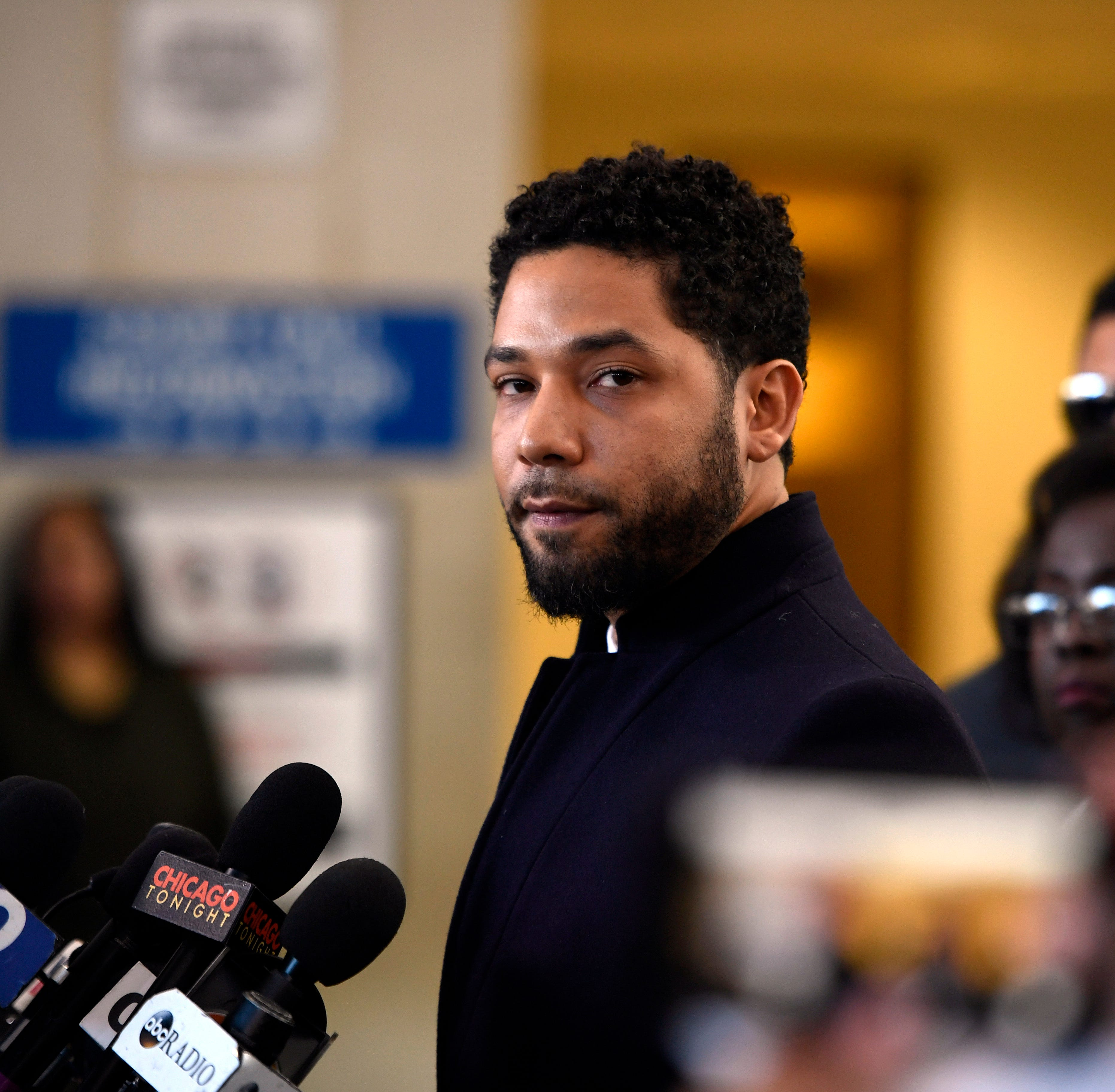 Jussie Smollett case: Prosecutor Kim Foxx questioned charging 'washed up celeb' in text