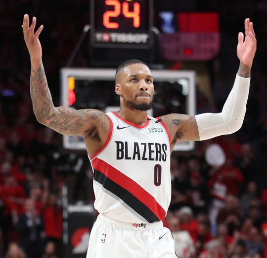 Blazers Game 3: NBA Playoffs: Blazers Take 2-0 Series Lead On Thunder