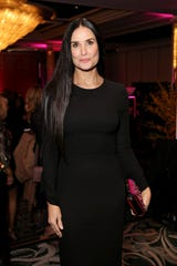 Demi Moore turns her life 'Inside Out' in memoir, due Sept  24