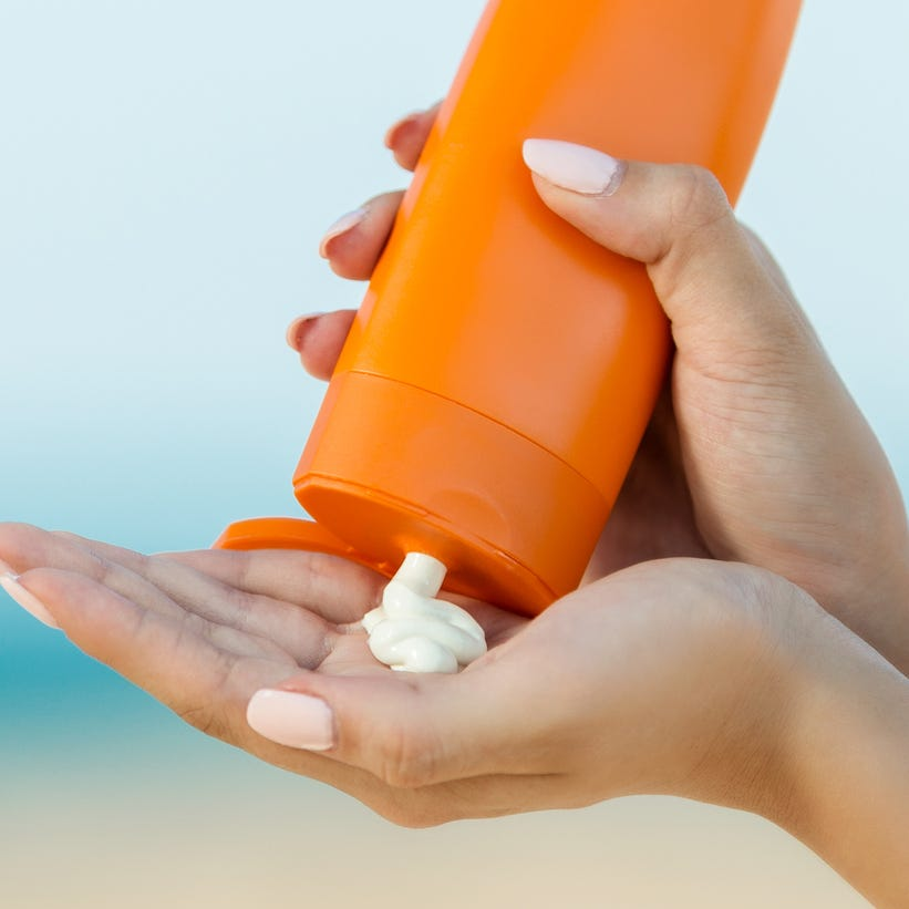 Nonbiodegradable sunscreens that contain harsh chemicals like oxybenzone have been proven to be toxic to coral reefs and other sea life.