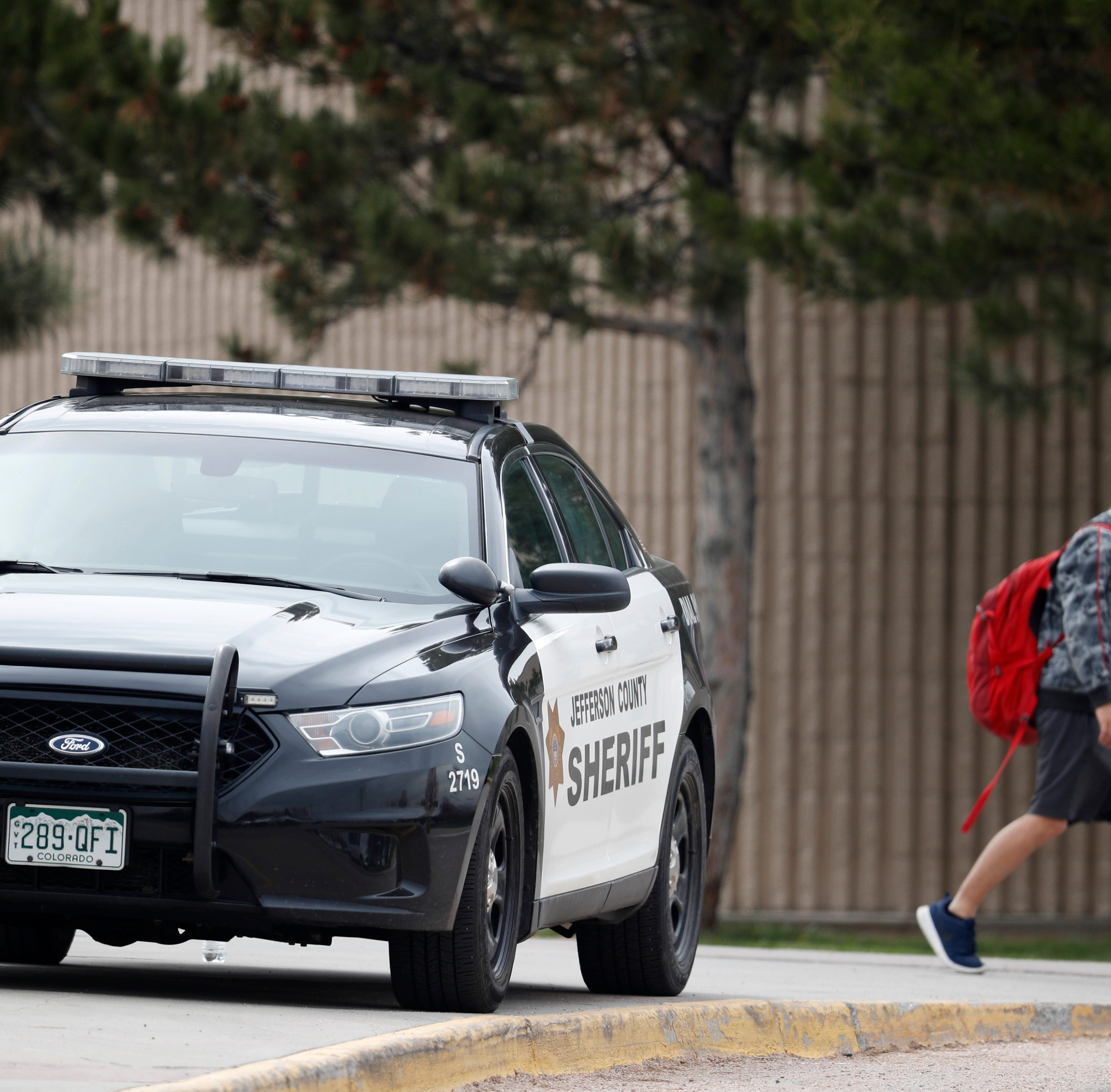 Woman 'infatuated' by Columbine shooting prompts FBI manhunt; Denver schools cancel Wednesday classes