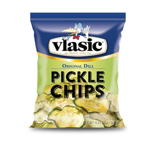 Vlasic Pickle Chips are being developed, the brand recently confirmed..